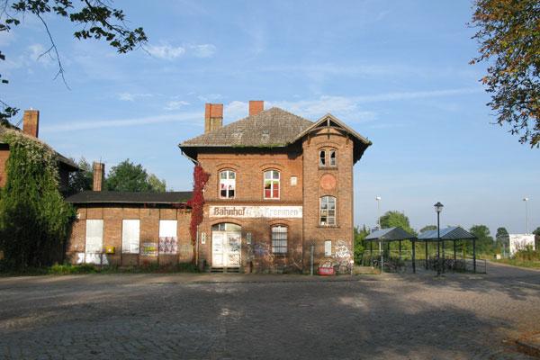 eine große arsch Kremmen(Brandenburg)