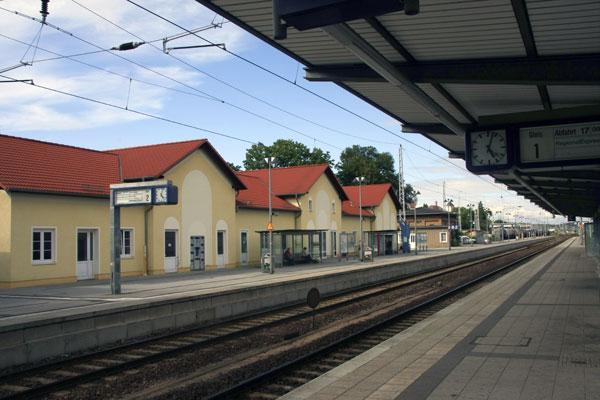 bahnhof neustrelitz